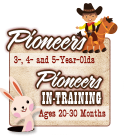 Pioneers and Pioneers-In-Training Flyer